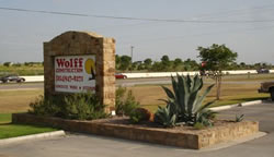 Wolff Sign
